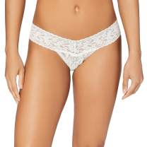 hanky panky, Signature Lace Low Rise Thong, One Size (2-12)