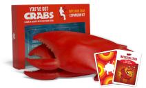 You've Got Crabs by Exploding Kittens: Imitation Crab Expansion Pack - Family Friendly Party Games - Card Games for Adults, Teens & Kids