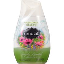 Renuzit Adjustables Gel Air Freshener, Wildflower Dream, 7 Ounce