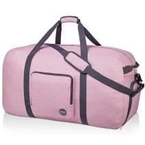 """28"""" Foldable Duffle Bag 80L for Travel Gym Sports Lightweight Luggage Duffel By WANDF"""