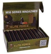 Elite Force M4 and M16 6mm BB Airsoft Gun Magazine