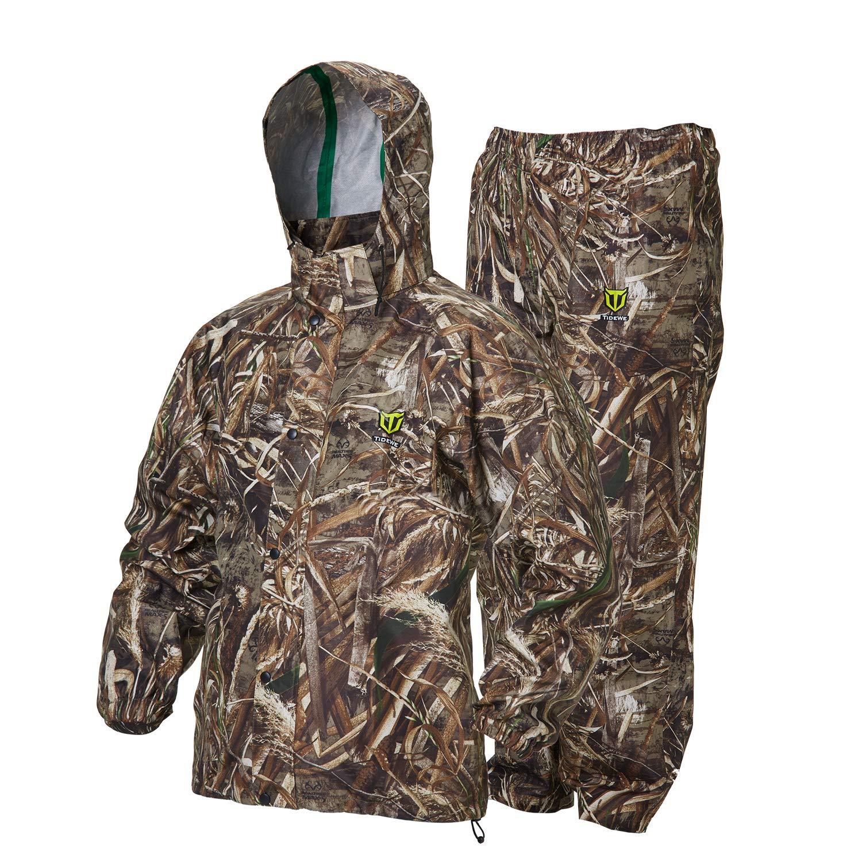 TideWe Rain Suit, Breathable Waterproof Durable Sport Rainwear