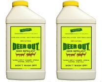 Deer Out 32oz Concentrate Deer Repellent (Pack of 2)