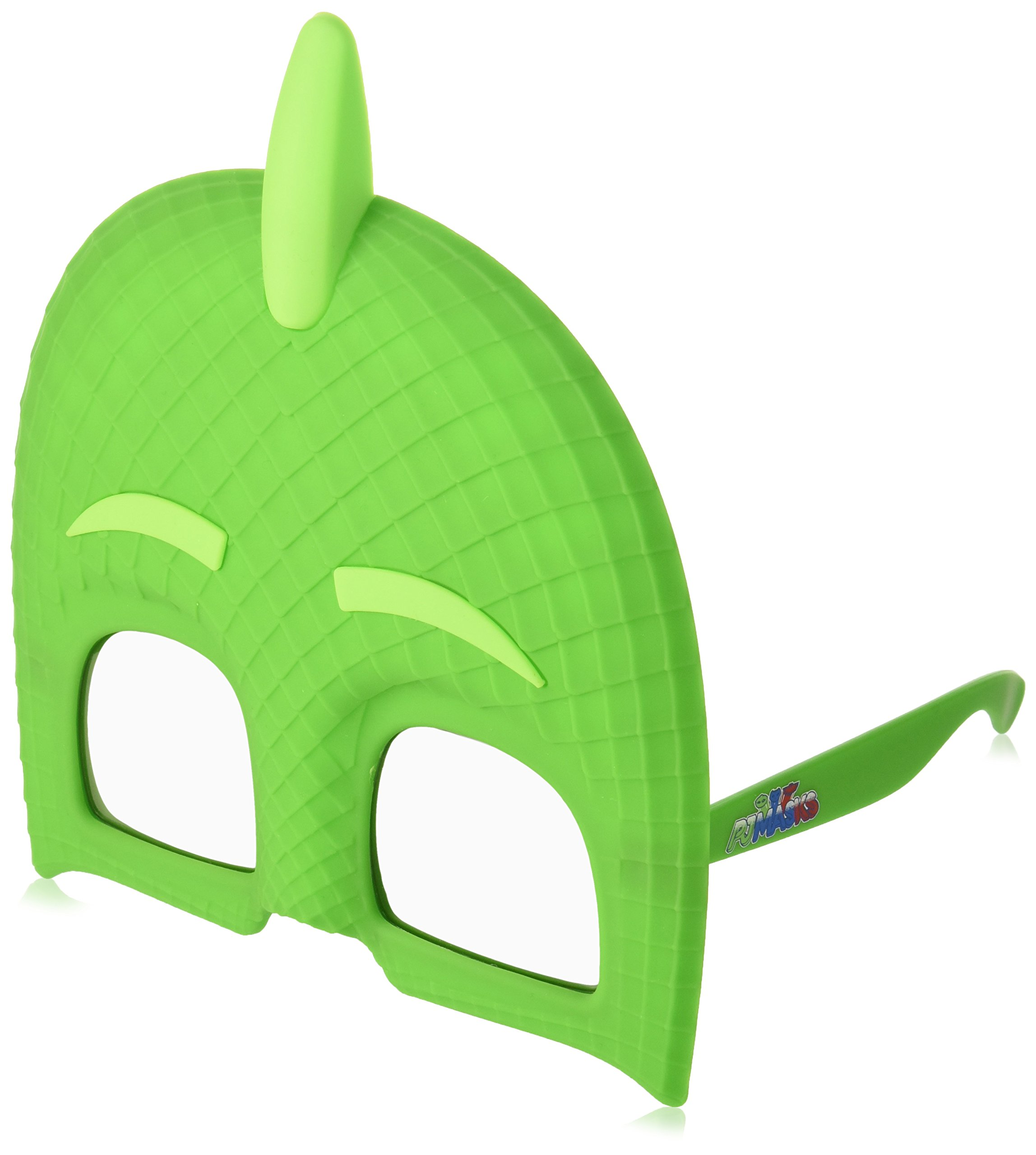 Costume Sunglasses PJ Mask Gekko Sun-Staches Party Favors UV400