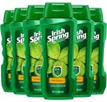 Irish Spring Body Wash, Original, 18 Fl Oz (Pack of 6)