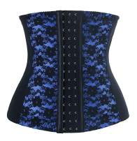 Charmian Women's Lace Waist Trainer Underbust Corset Bodyshaper Girdle Shapewear