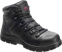 "Avenger Work Boots Men's Framer 6"" Leather Comp Toe Waterproof Puncture Resistant EH Slip Resistant Hiker Boot"