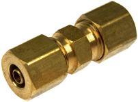 Dorman 800-224 Fuel Line Compression Union - 1/4 In. Nylon Line, Pack of 5