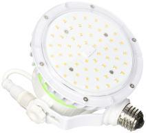 HyLite LED Lighting HL-LS-20 W-E26-30K Lotus Lamp, 100 W Equivalent, 3000K, 2800 Lumens, Ballast Bypass AC Direct Wiring 120-277V, Medium Base, Hid Retrofit, IP 65, UL and CE Certified