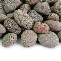 """Red 1/2""""-1"""" Fire Rock 