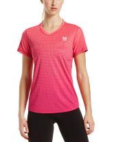 Mission Women's VaporActive Stratus Short Sleeve Running T-Shirt