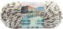Lion Brand Yarn 135-218 Hometown Yarn, Bar Harbor Blizzard (1 Skein)