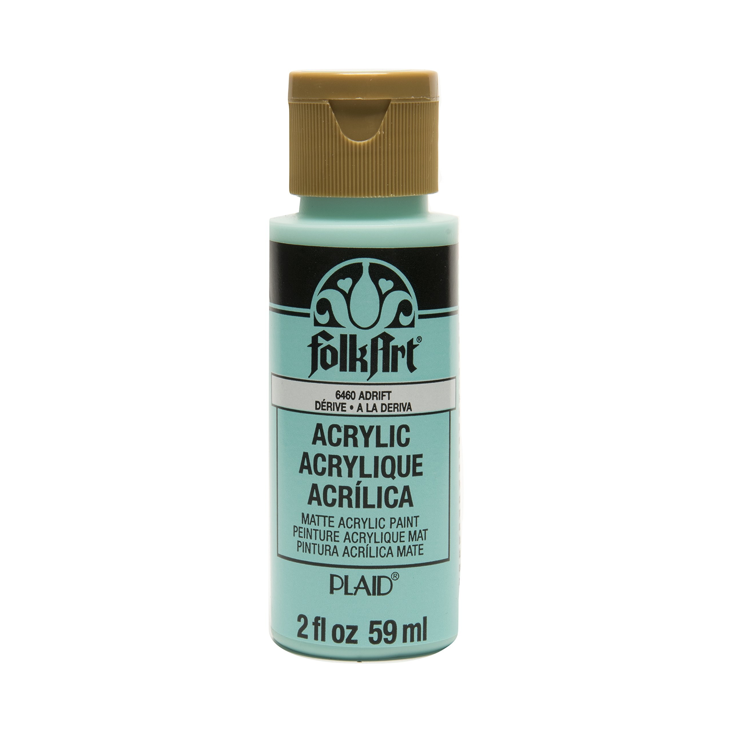 FolkArt Acrylic Paint in Assorted Colors (2 oz), 6460, Adrift