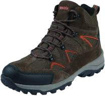 Northside Mens Snohomish Leather Waterproof Mid Hiking Boot