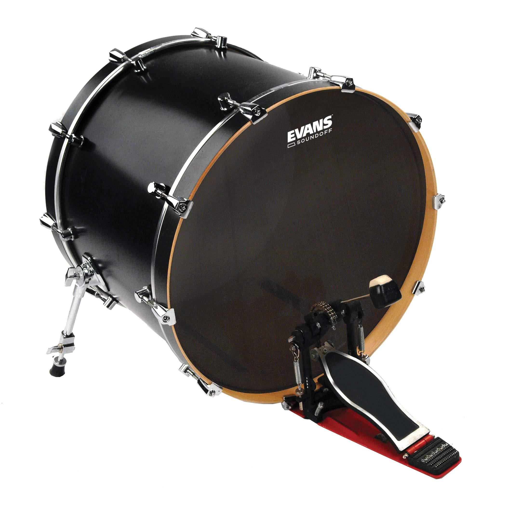 Evans SoundOff Drumhead 22 inch (BD22SO1)
