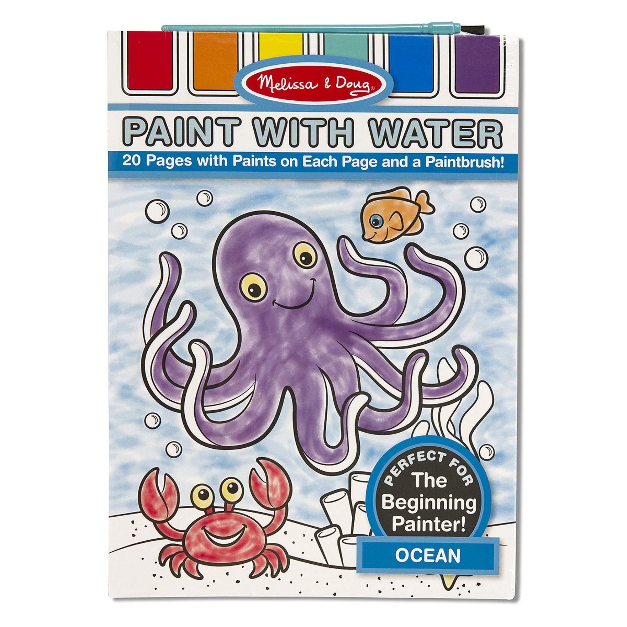 Melissa & Doug Paint with Water - Ocean