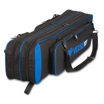 """Vexan ICE Fishing Rod & Tackle Bag 36"""" Semi Soft Case and Multi-Piece Fly Rods Box. Fit up to 36"""" Rods and Rod Pieces. Blue to match your Clam ICE house"""