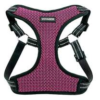 Voyager Step-In Flex Dog Harness - All Weather Mesh, Step In Adjustable Harness for Small and Medium Dogs by Best Pet Supplies