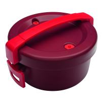 Kuhn Rikon Duromatic Micro Microwave Pressure Cooker - Red