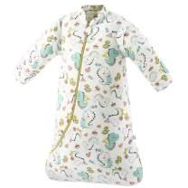 SEEU Wearable Sleep Blanket for Toddler Winter Warm (Dinosaur Small)