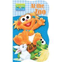 "Bendon 7053 Sesame Beginnings 5"" x 8.5"" Board Book, Assorted"