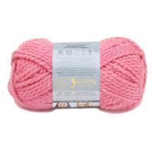 Darice, Things You, Wool and Acylic Blend Yarn, Petal Pink