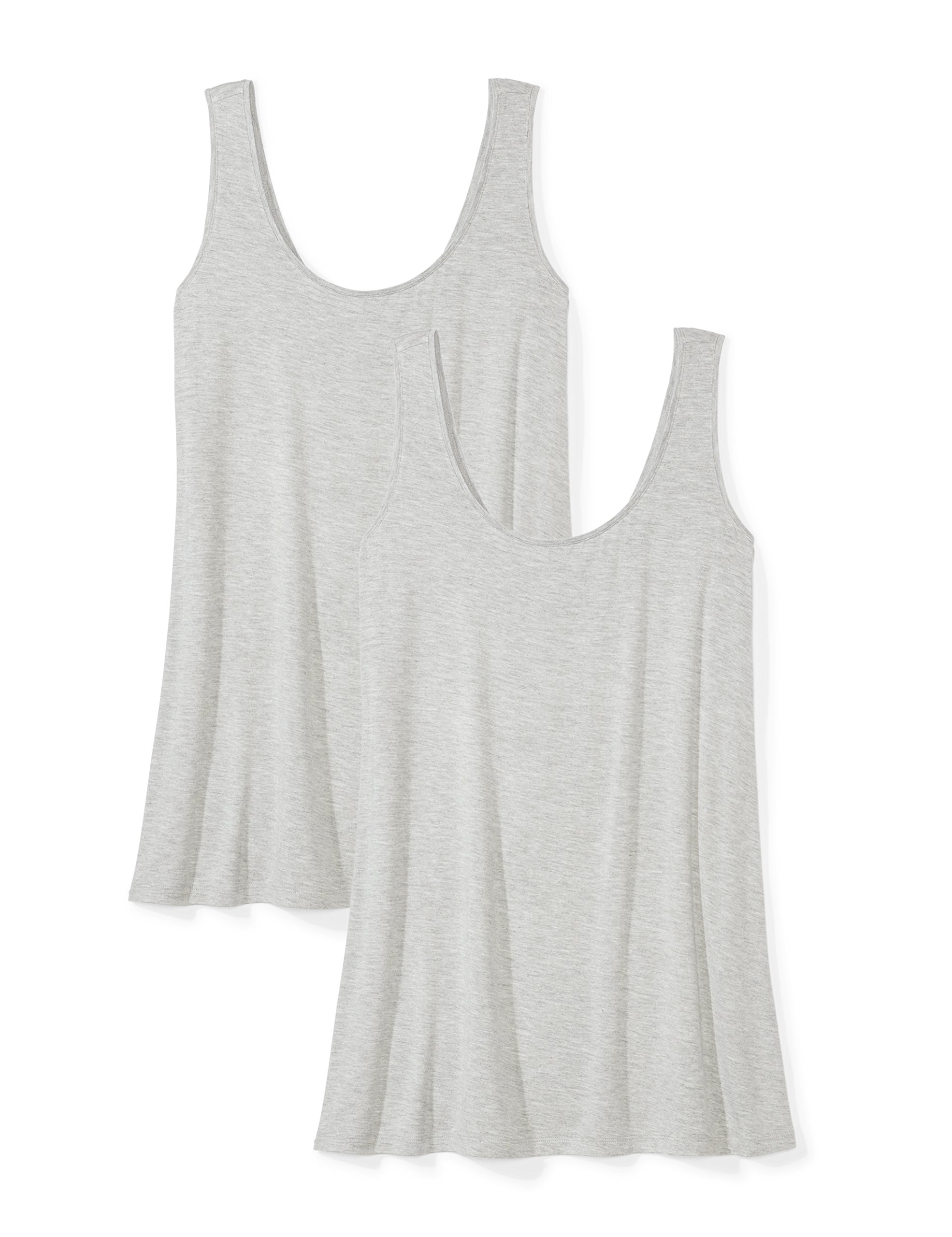 Amazon Brand - Daily Ritual Women's Plus Size Jersey Tank Top