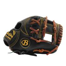 """BUCKLER 'Agoge' Youth Series - Junior High Baseball Gloves - Infield/Pitcher/First-Base Mitts - 11.25"""" / 11.75"""" / 12.25"""" - RHT & LHT"""