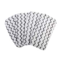 Rongbenyuan Shark Steam Mop Pads 4pk Replacement/Washable/Reusable Compatible with Shark Steam Mop S1000/S1000A/S1000C/S1000WM/S1001C