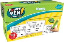 Teacher Created Resources Power Pen Learning Cards: Money (6461)