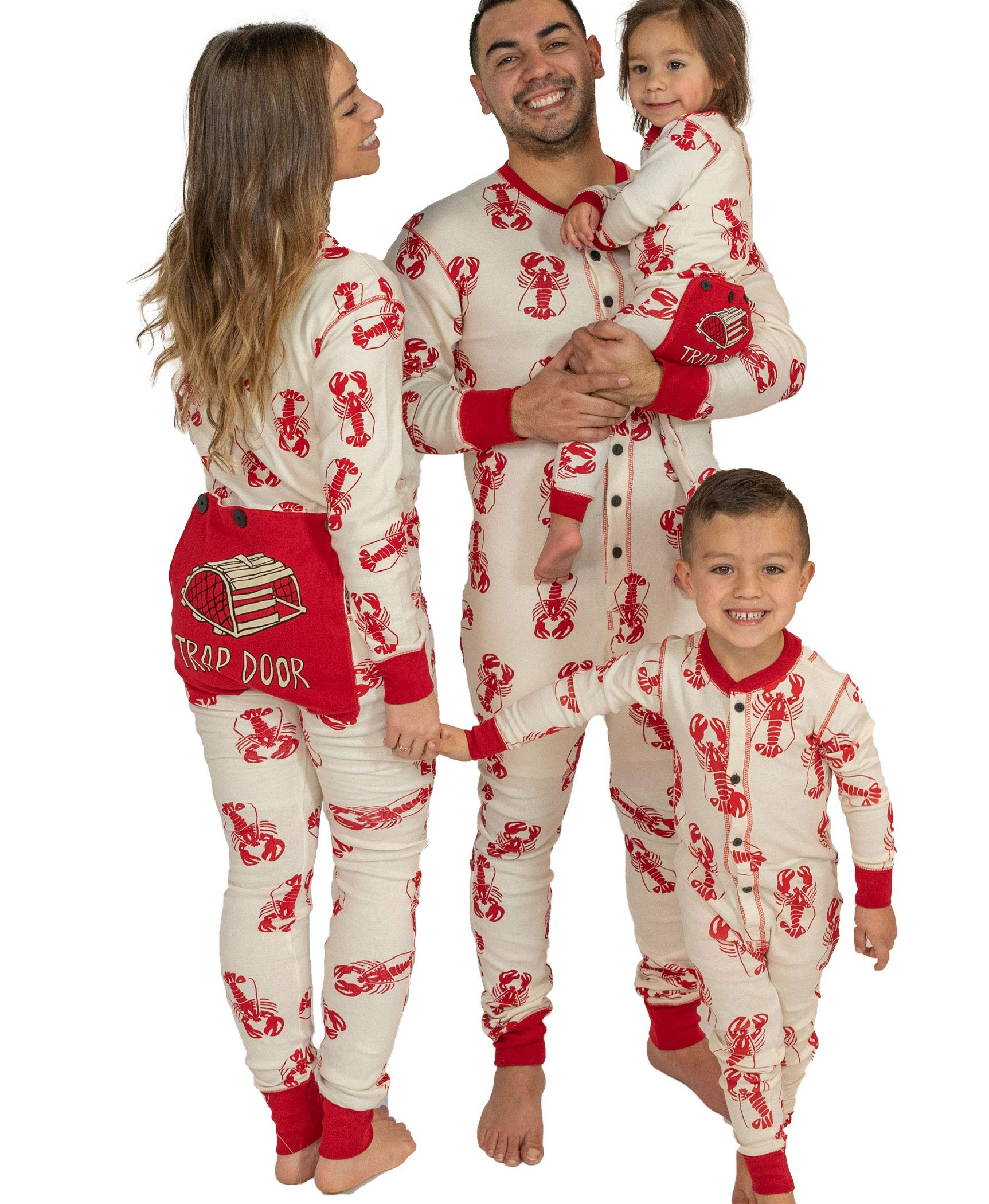 Teens Matching Pajamas for The Dog and Adults Lazy One Flapjacks Baby /& Kids