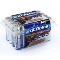 ACDelco AA Batteries, Alkaline Battery, 24 Count