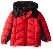 Vertical '9 Boys' Pop Colors Bubble Jacket