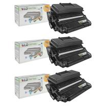 LD Remanufactured Toner Cartridge Replacement for Xerox Phaser 3600 106R1371 High Yield (Black, 3-Pack)