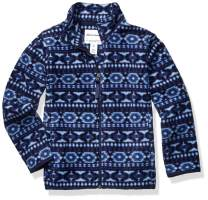 Amazon Essentials Boys Polar Fleece Full-Zip Jackets