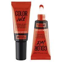 Maybelline Lip Studio Color Jolt Intense Lip Paint, Orange Outburst, 0.21 fl. oz.