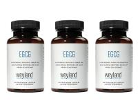 Weyland: EGCG from Green Tea Extract (3 Bottles)