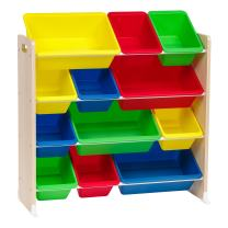 IRIS 4-Tier Storage Bin Rack, Primary