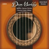 Dean Markley Master Series Classical Nylon Strings, 28-45, 2834, Extra Hard