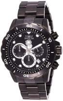 Invicta Men's 'Garfield Collection' Quartz Stainless Steel Casual Watch