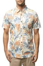 O'Neill Men's Sessions Short Sleeve Button Up