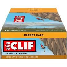 Clif Energy BAR - Carrot Cake - (2.4 oz, 12 Count)