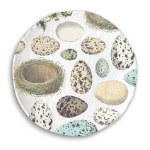 Michel Design Works Dinner Plate, Nest & Eggs