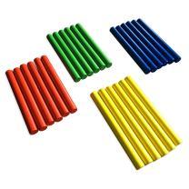 Rhythm Lummi Sticks GiftedMusicKids   Set of 24 Sticks   Musical Instruments for Toddlers