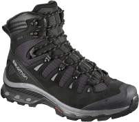 Salomon Quest 4D 3 GTX Mens Hiking Boots Phantom/Black/Quiet Shade Sz 12.5