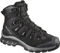 Salomon Quest 4D 3 GTX Mens Hiking Boots Phantom/Black/Quiet Shade Sz 12.5