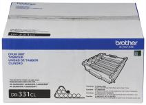 Brother DR331CL Replacement Drum Unit Set for HL-L8250, HL-L8350, MFC-L8600, MFC-L8850 Printers