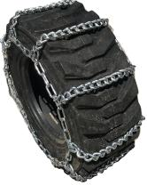 TireChain.com Mahindra 1533 11.2x24 Tractor Tire Chains