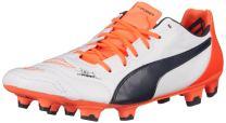 PUMA Men's Evopower 1.2 Leather FG Soccer Shoe