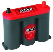 Optima Batteries 8010-044 6V RedTop Starting Battery